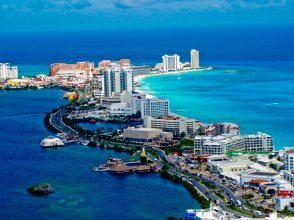 Cheap flight to Cancun at TravelJunction and book cheap flight to Cancun